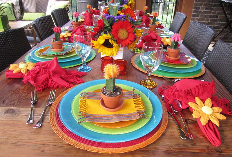 Mexican Cooking Party